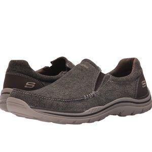 Men's Skecher's Relaxed-Fit Slip-On Loafers 11.5